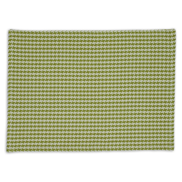 Wholesale Fennel Houndstooth Placemat - DII Design Imports