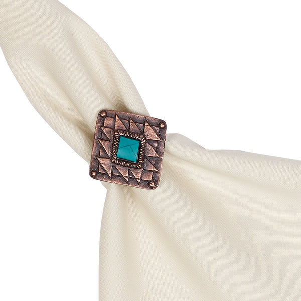 Southwest Napkin Ring - DII Design Imports