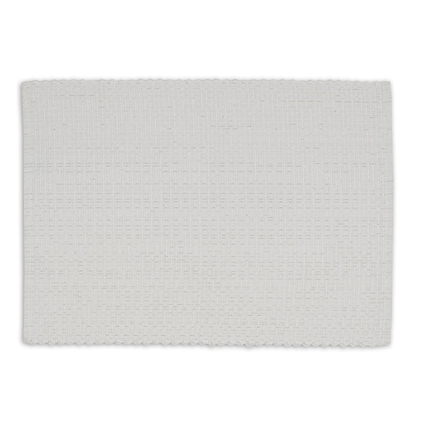 Wholesale Silver Sparkle Placemat - DII Design Imports