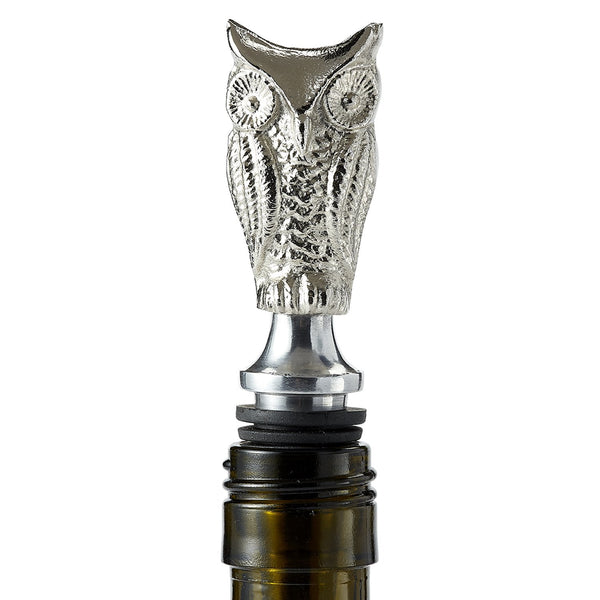 Wholesale Owl Bottle Stopper - DII Design Imports