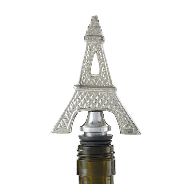 Wholesale Eiffel Tower Bottle Stopper - DII Design Imports
