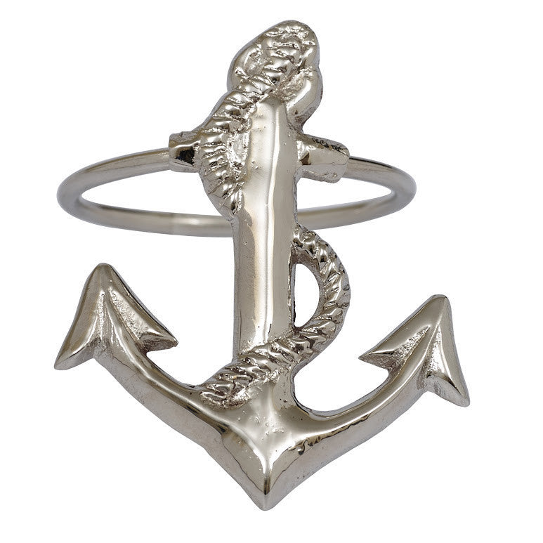 Anchor Napkin Ring - DII Design Imports