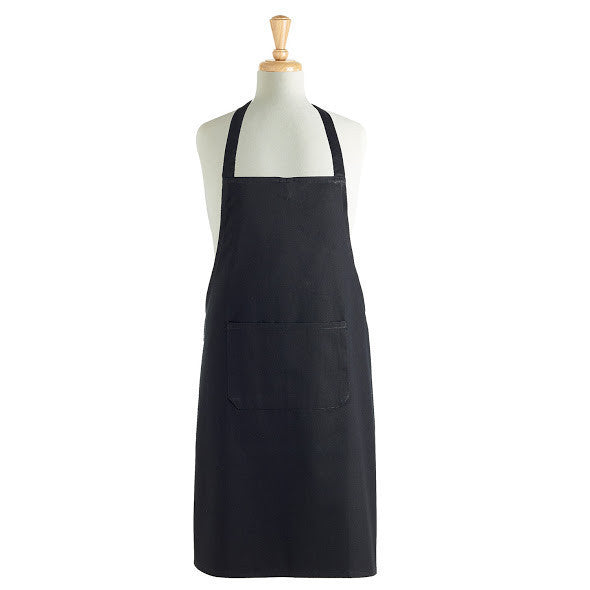 Wholesale - Black Chino Chef's Apron - DII Design Imports