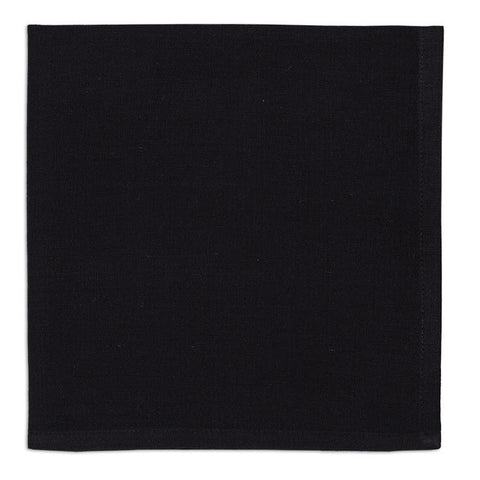 Wholesale - Black Napkin - DII Design Imports - 1