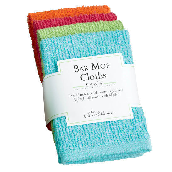 Wholesale - Bright Bar Mop Cloths - DII Design Imports