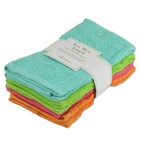 Wholesale - Bright Bar Mop Towels - DII Design Imports