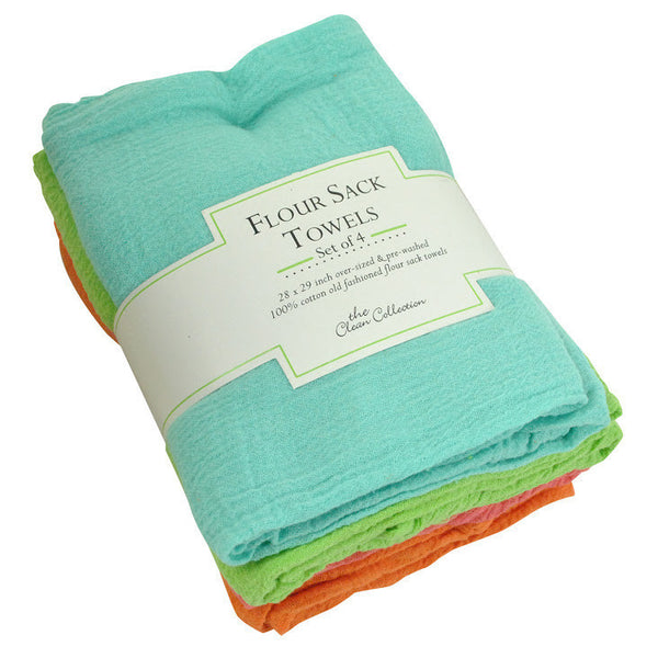 Wholesale - Bright Flour Sack Towels - DII Design Imports