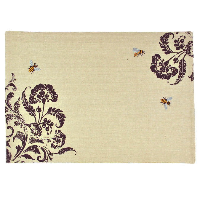 Wholesale Busy Bees Placemat - DII Design Imports