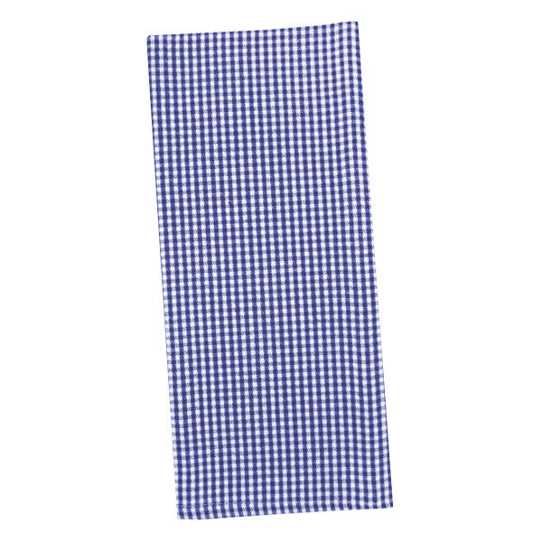 Wholesale - French Blue Check Kitchen Towel - DII Design Imports