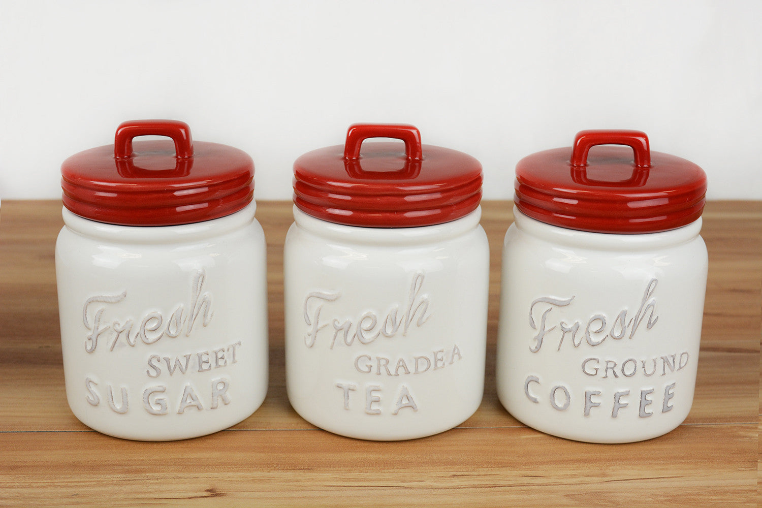 100 red ceramic kitchen canisters red chalk board design