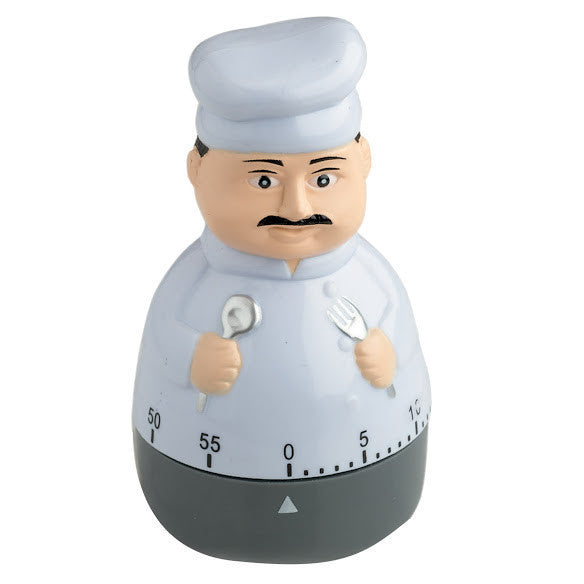 Chef Kitchen Timers - DII Design Imports