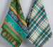 Wholesale Happy Camper Plaid Dishtowel - DII Design Imports