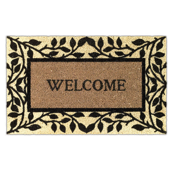 Garden Gate Welcome Doormat - DII Design Imports