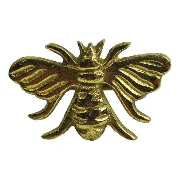 Wholesale - Gold Bee Napkin Ring - DII Design Imports - 1
