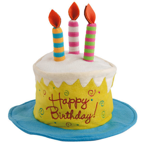 Wholesale - Happy Birthday! Embellished Felt Hat - DII Design Imports