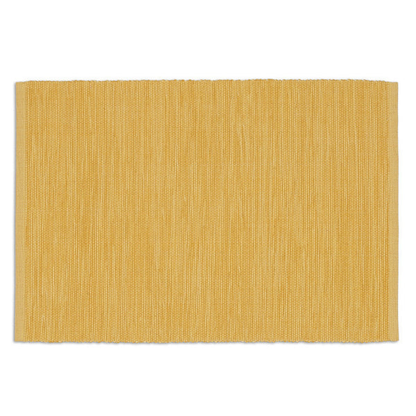 Honey Mustard Tonal Placemat - DII Design Imports