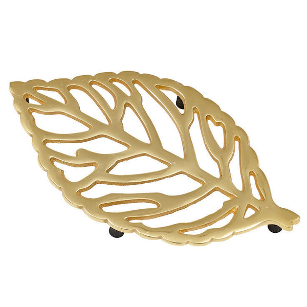Wholesale - Leaf Trivet - DII Design Imports - 1