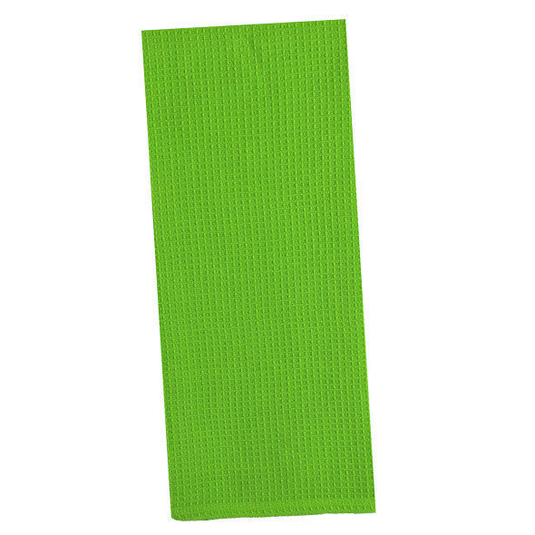Wholesale Lime Zest Waffle Dishtowel - DII Design Imports