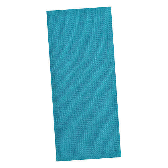 Wholesale Mosaic Blue Waffle Dishtowel - DII Design Imports