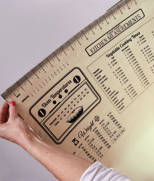 Wholesale - Measure Up Printed Chefs Apron - DII Design Imports - 3