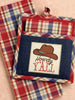 Wholesale - Howdy Yall Potholder Gift Set - DII Design Imports - 2