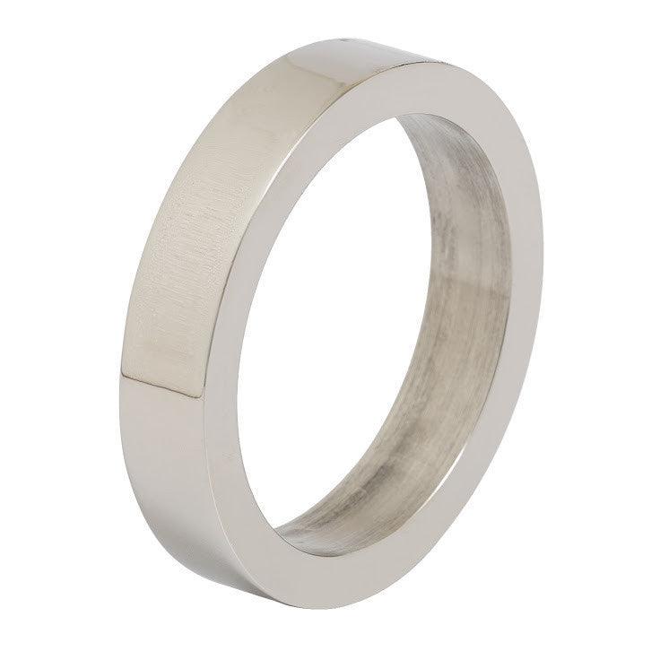 Wholesale - Silver Circle Napkin Ring - DII Design Imports - 1