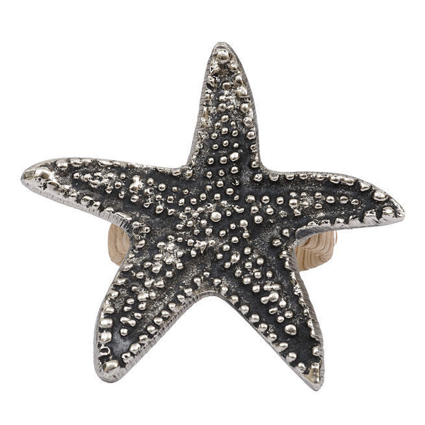 Wholesale - Starfish Napkin Ring - DII Design Imports - 1