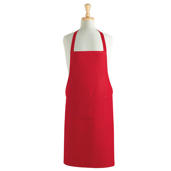 Wholesale Tango Red Chino Chef's Apron - DII Design Imports