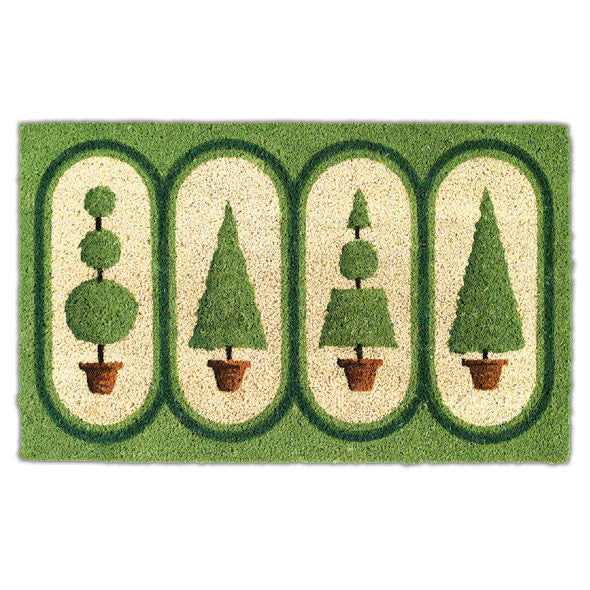 Wholesale - Topiaries Doormat - DII Design Imports