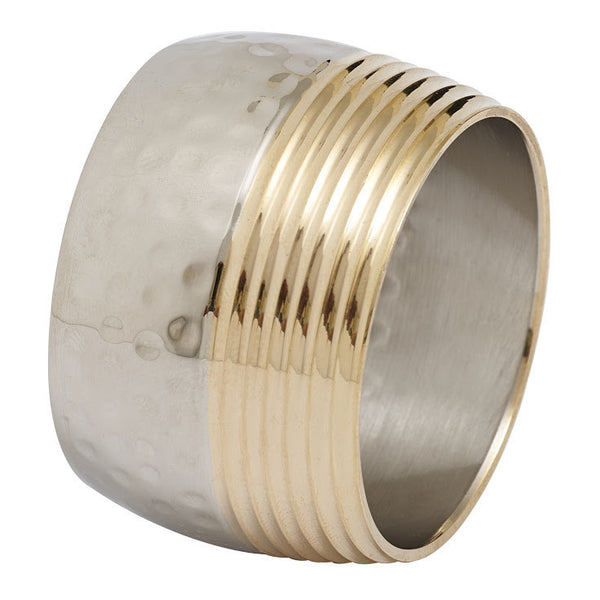 Wholesale - Two Tone Napkin Ring - DII Design Imports - 1