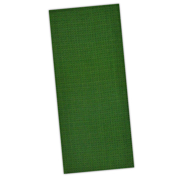 Vineyard Green Waffle Dishtowel - DII Design Imports