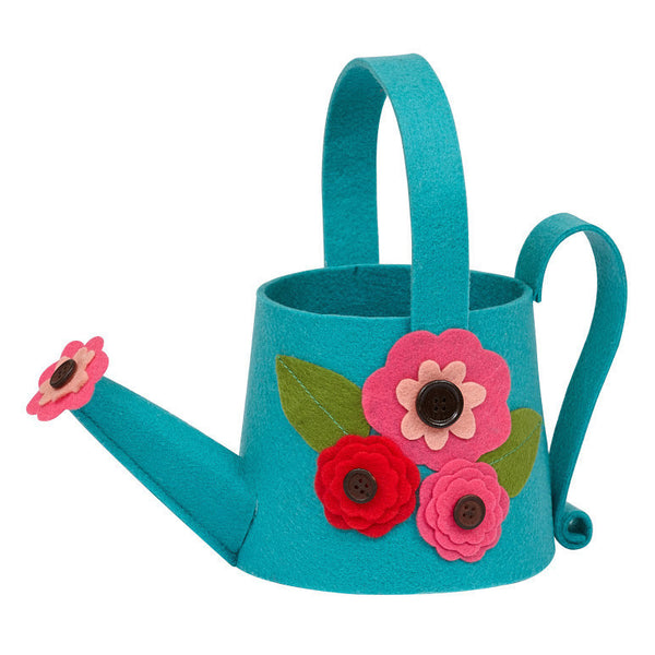 Watering Can Felt Gift Bag - DII Design Imports