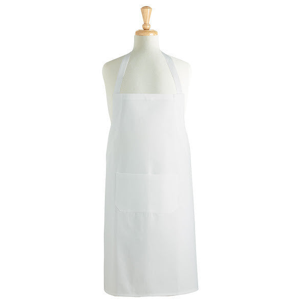 White Chino Chef's Apron - DII Design Imports