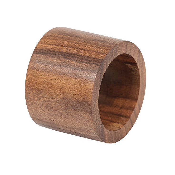 Wholesale Wood Band Napkin Ring - DII Design Imports