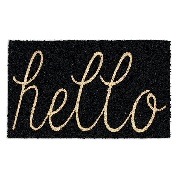 Wholesale hello Doormat - DII Design Imports