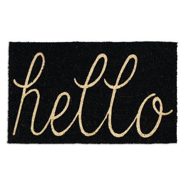 Wholesale - hello Doormat - DII Design Imports