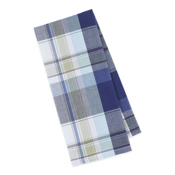 Lakeside Plaid Dishtowel - DII Design Imports