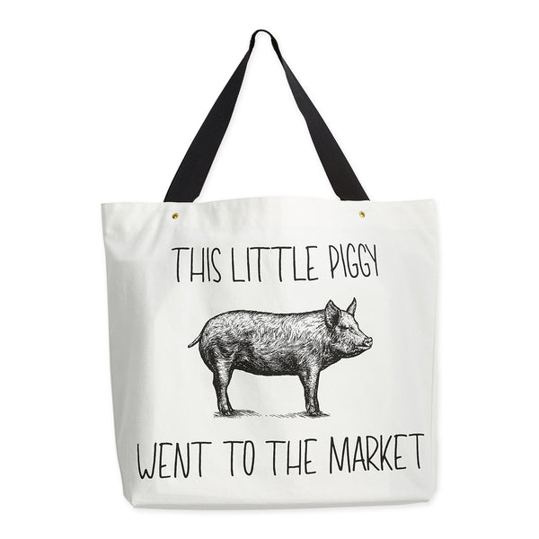 This Little Piggy Tote