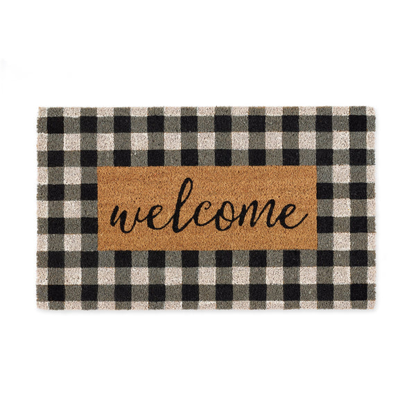 Checkers Welcome Doormat