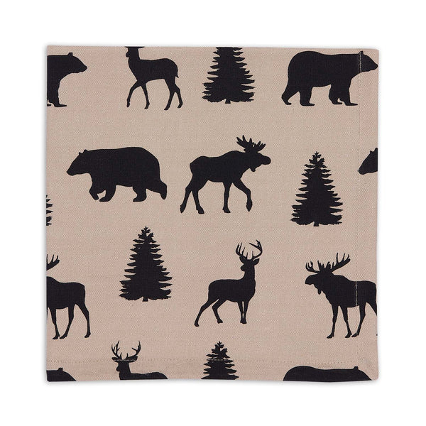 Big Game Printed Napkin - DII Design Imports