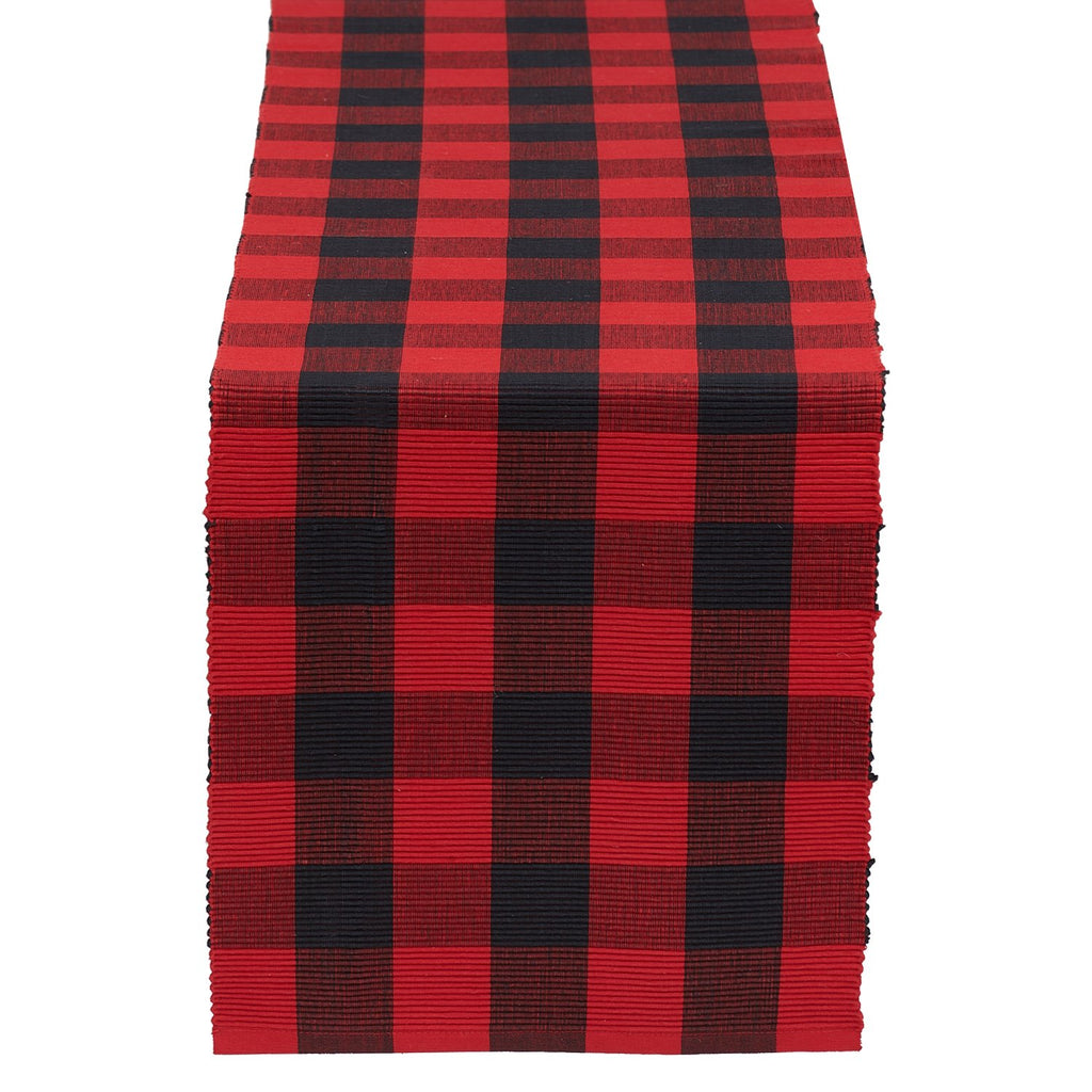 Buffalo Check Table Runner - 13 x 72""