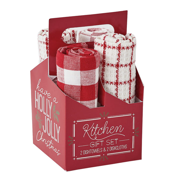 Merry Bright Kitchen Gift Set