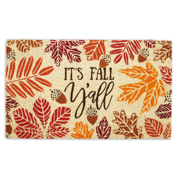 It's Fall Y'all Doormat