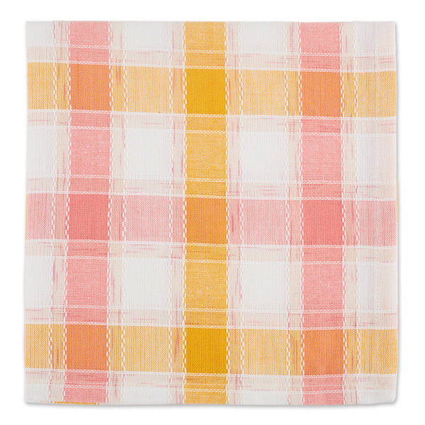 SUNRISE PLAID NAPKIN