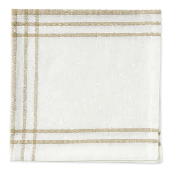 Sweet Farm Plaid Napkin - DII Design Imports