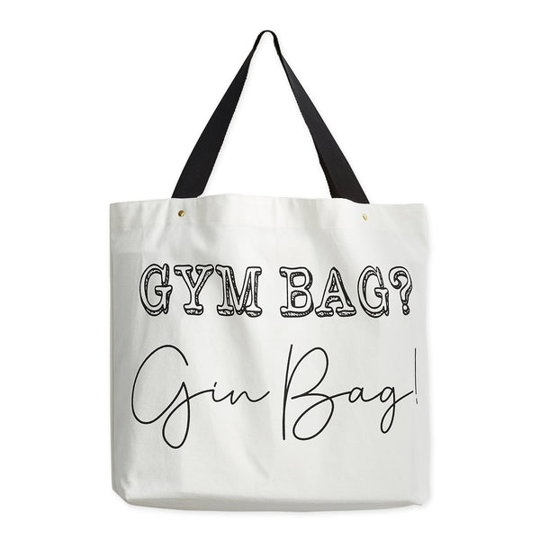 Gym Gin Tote - DII Design Imports