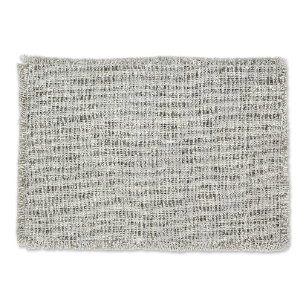 LIGHT RAIN BASKET FRINGE PLACEMAT