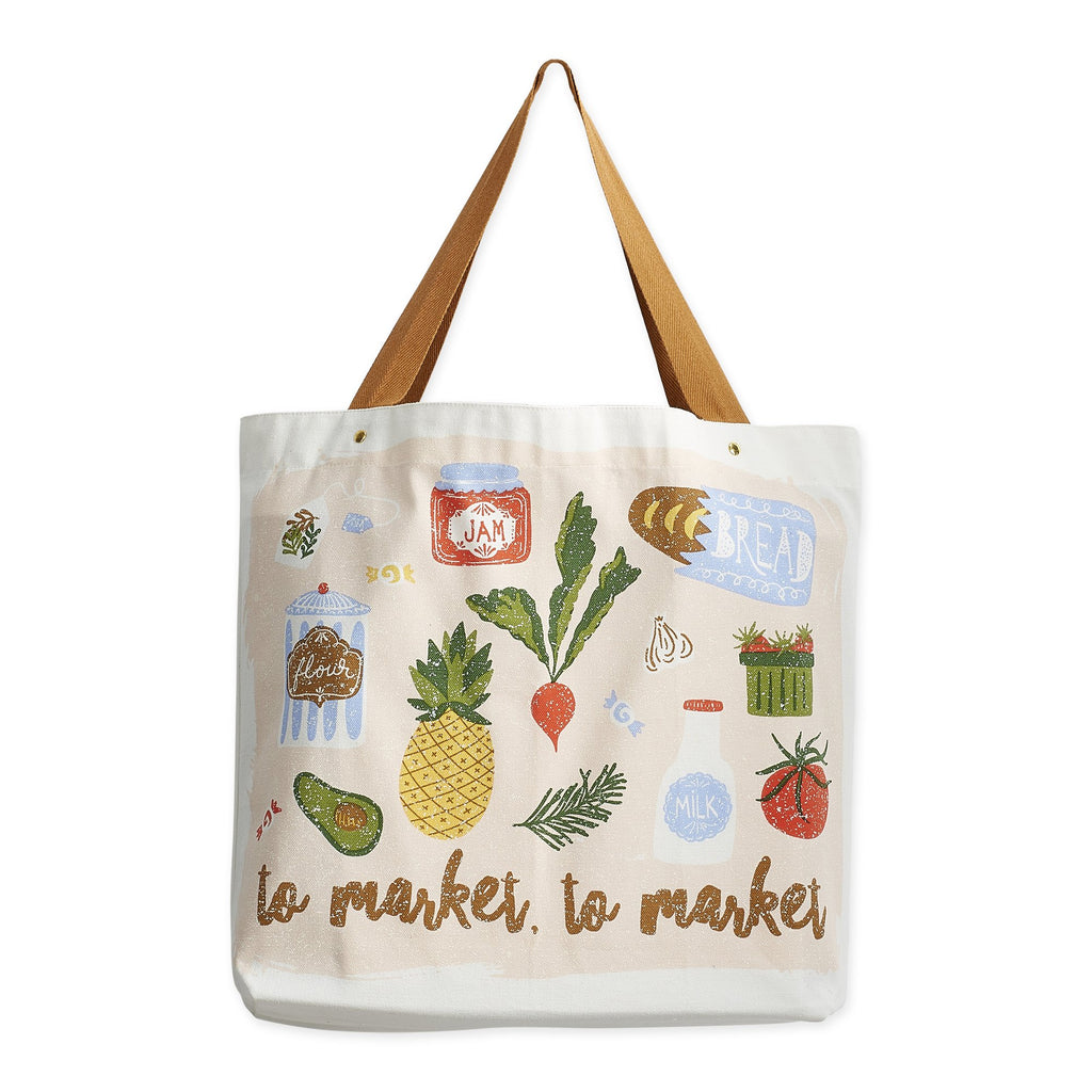 To Market To Market Tote - DII Design Imports