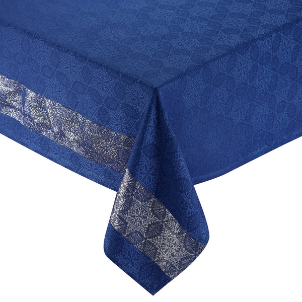 Starflakes Jacquard Tablecloth