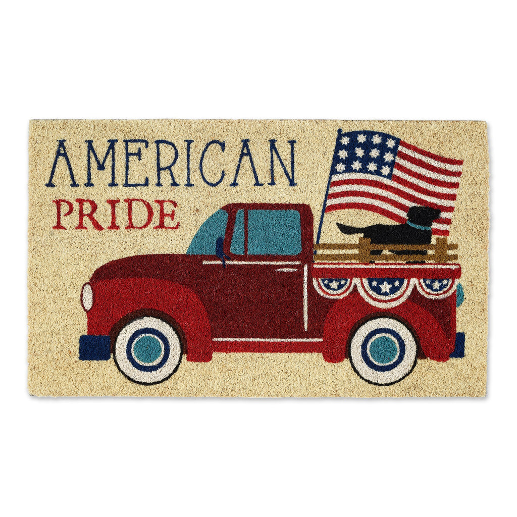 PATRIOT TRUCK DOORMAT